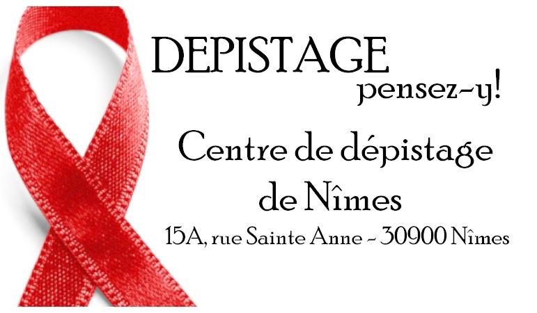 Centre de dépistage Nimes